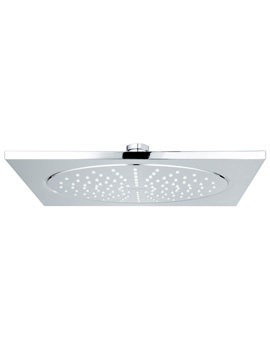 Grohe Rainshower F Series Ceiling Mounted 10 Inch Square Showerhead