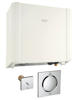 Grohe Spa F-Digital Deluxe 2.2 kW Steam Generator With Outlet And Sensor