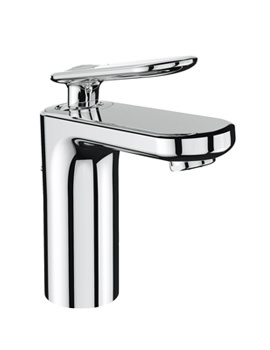 Grohe Spa Veris Half Inch Chrome Monobloc Basin Mixer Tap