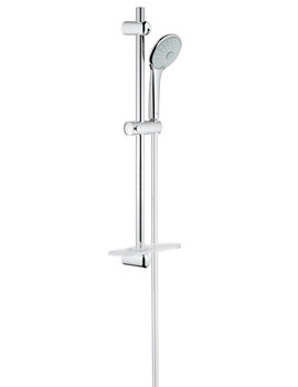 Grohe Euphoria 110 Three Spray Pattern Shower Set Massage Chrome