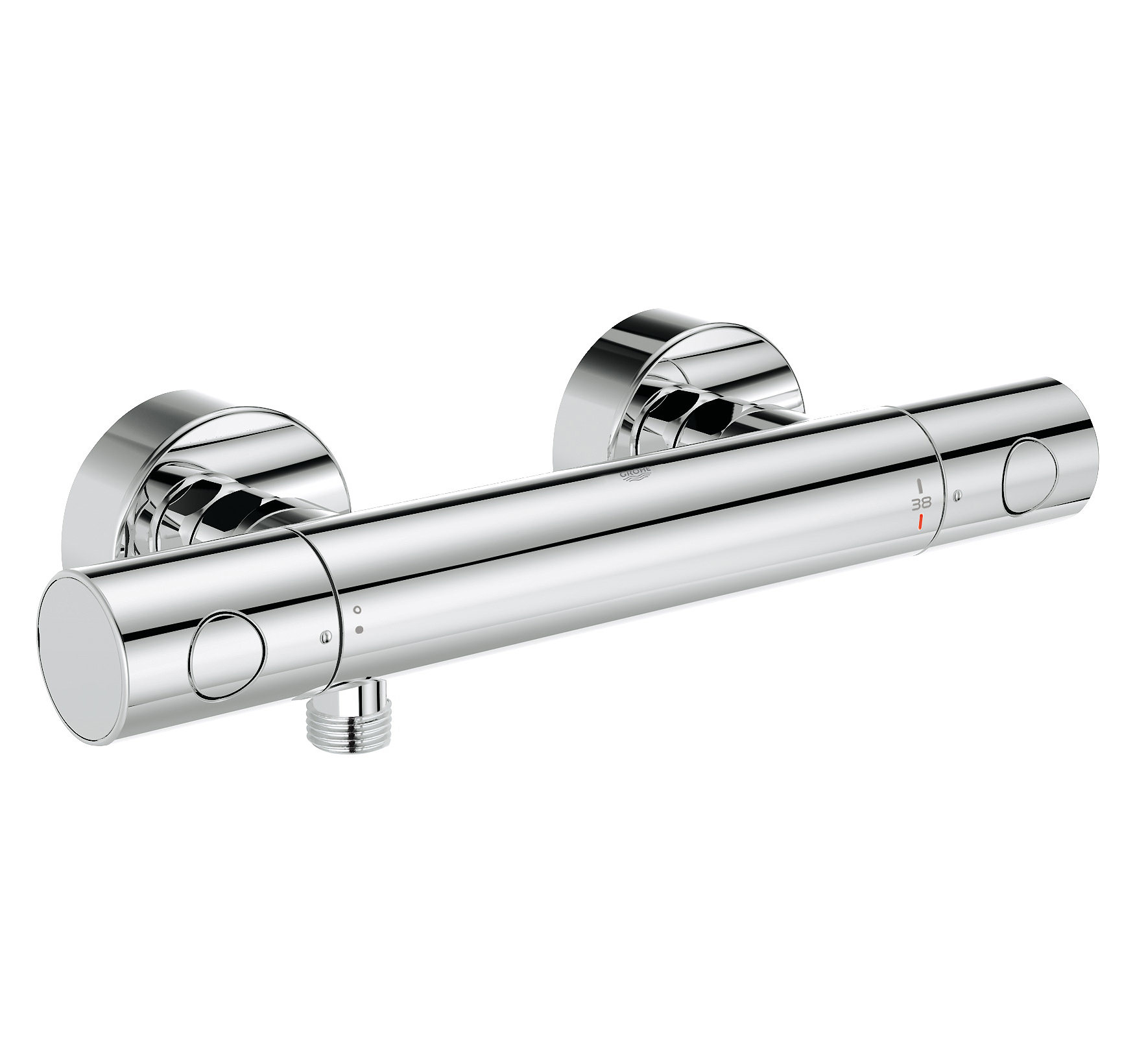 Grohe Grohtherm 1000 Cosmopolitan Thermostatic Shower Mixer Valve