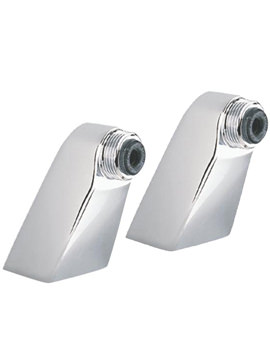 Grohe 3/4 Inch Pair Of Pillar Union
