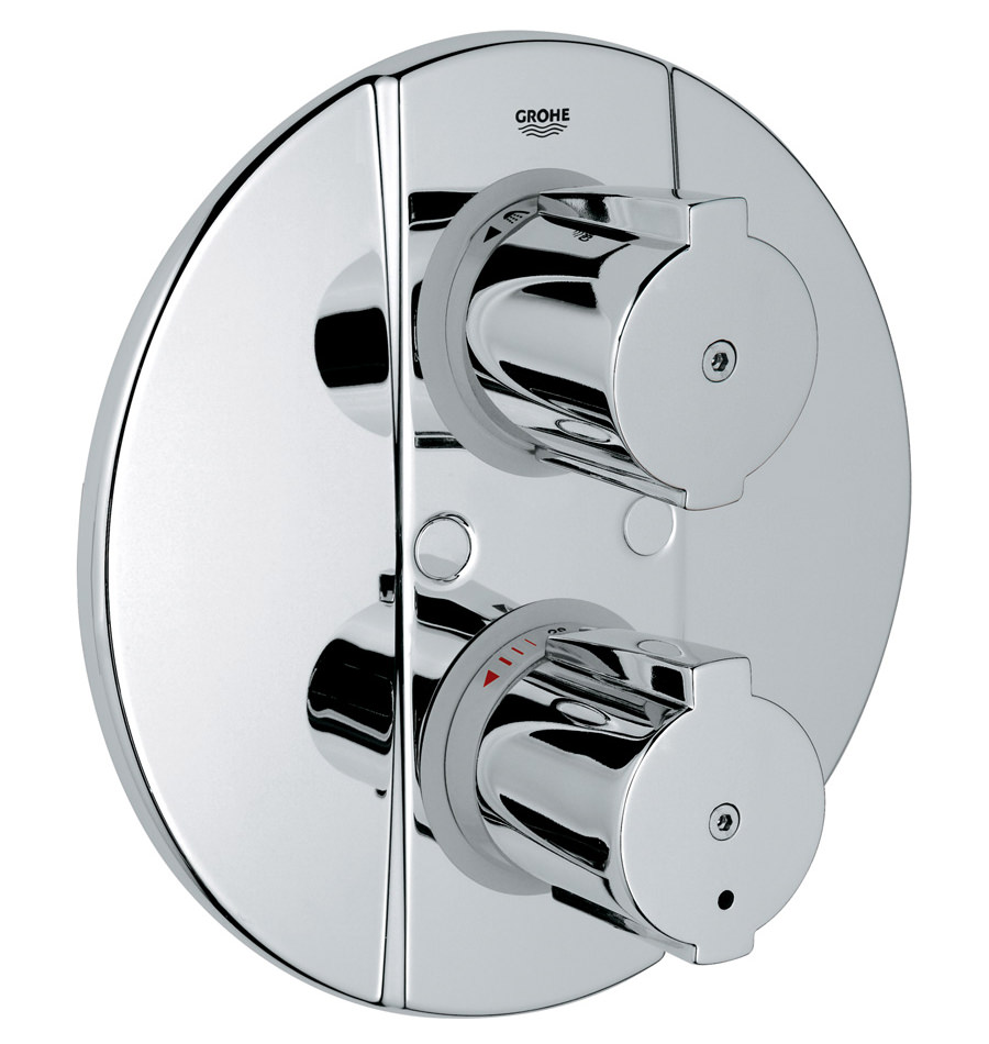 Grohe Grohtherm 2000 Special Thermostatic Bath Shower Mixer Trim