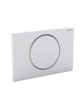 Geberit Sigma 10 Stainless Steel Flush Plate