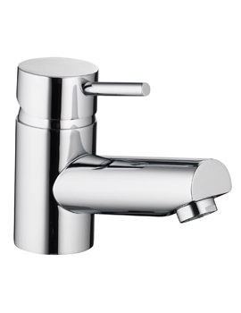 Pura Xcite Mono Deck Mounted Chrome Finish Bath Filler Tap