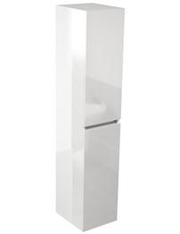 Pura Echo 350 x 1500mm White Gloss Double Door Tall Storage Unit