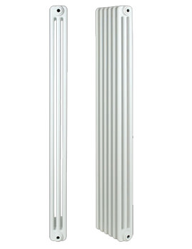 Apollo Roma Horizontal 3 Column Steel Radiator 1800 x 500mm