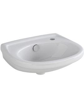 Wall Hung Basins - AQVA Bathrooms