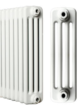 Apollo Roma Horizontal 4 Column Steel Radiator 1800 x 600mm