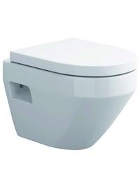 Pura Flite Wall Hung WC Pan 490mm