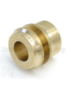 DQ Heating 15mm x 10mm Micro-bore Reducer Brass