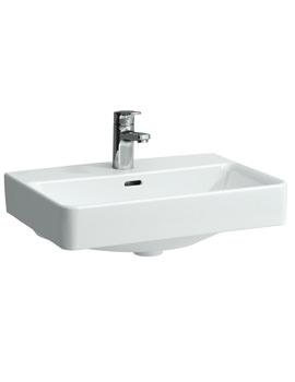 Laufen Pro S 600 x 380mm Undersurface Ground Washbasin