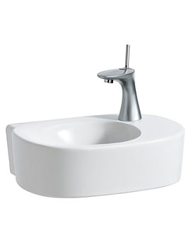 Laufen Mimo Small Washbasin 450 x 320mm With No Tap Hole