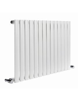 DQ Heating Cove 550mm High Single Sided Horizontal Radiator