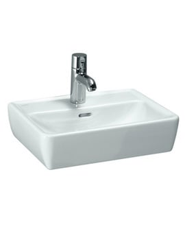 Laufen Pro A Basin With Ground Base For Washtops 450 x 340mm