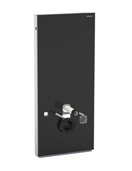 Geberit Monolith Sanitary Module For Aqua Clean 8000 - Black