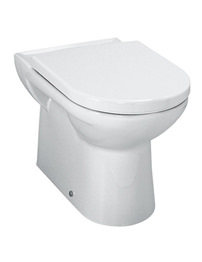 Laufen Pro Floorstanding White Back To Wall WC Pan 580mm Projection