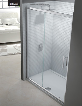 Merlyn 6 Series Sliding Shower Door 1600mm