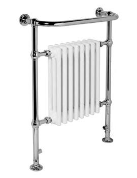 Apollo Ravenna Plus CR Traditional Towel Warmer 510 x 955mm Chrome
