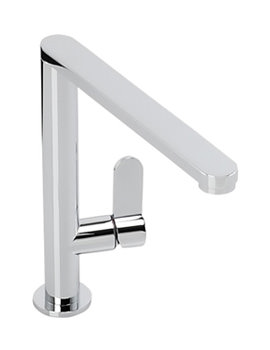 Abode Linear Single Lever Kitchen Tap