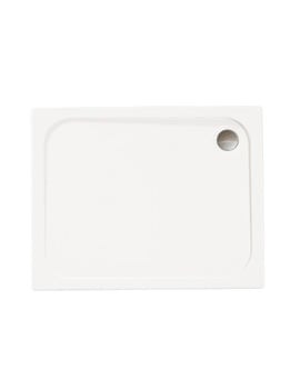 Merlyn Mstone Rectangular Shower Tray With Waste - 1500 x 700mm