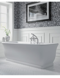 Imperial Windsor Mortlake Freestanding Bath 1680 x 750mm