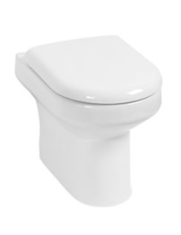 Beo Back To Wall WC Pan With Soft Close Seat And Concealed Cistern