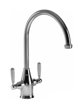 Abode Astbury Chrome Monobloc Kitchen Tap