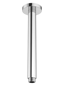 Crosswater Mike Pro Chrome Ceiling Mounted Shower Arm