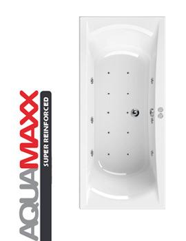 Aquaestil Arena Aquamaxx 1900 x 900mm Whirlpool Bath With 16 Jets