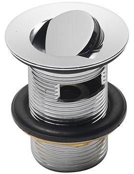 Flova Flip 62mm Diameter Basin Waste