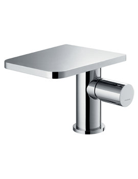 Flova Annecy Monobloc Single Lever Basin Mixer Tap With Waste