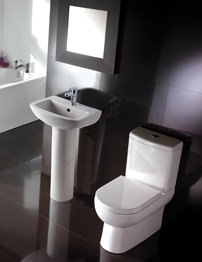 Balterley Reflection Cloakroom Suite