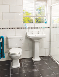 Balterley Ambience Traditional Cloakroom Suite