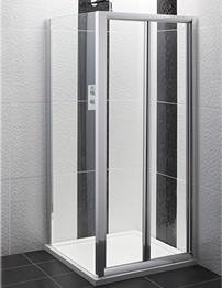 Balterley Framed Bi-fold Shower Door 800mm