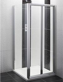 Beo Framed Bi-fold Shower Door 900mm