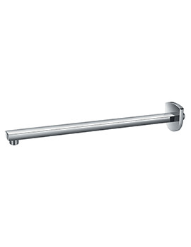 Flova Smart Brass 400mm Wall Mounted Shower Arm