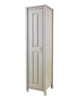 Old London Stone Grey 465 x 1782mm Tall Cabinet