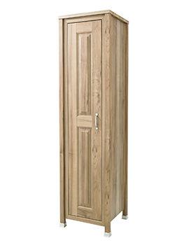 Old London Natural Walnut 465 x 1782mm Tall Cabinet