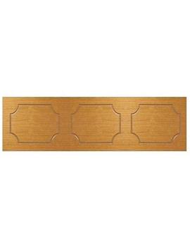 Tavistock Milton 1500mm Front Bath Panel Antique Pine