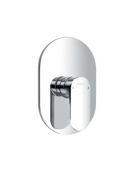 Flova Smart Manual Concealed Shower Mixer Valve