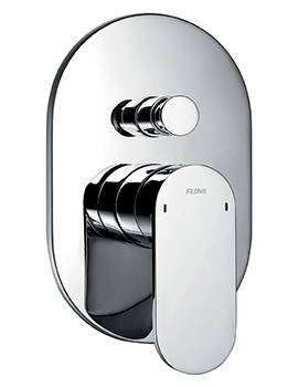 Flova Smart Manual Concealed Shower Valve With 2 Way Diverter