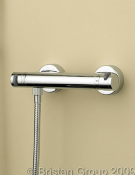 Bristan Artisan Thermostatic Bar Shower Valve And Fast Fit