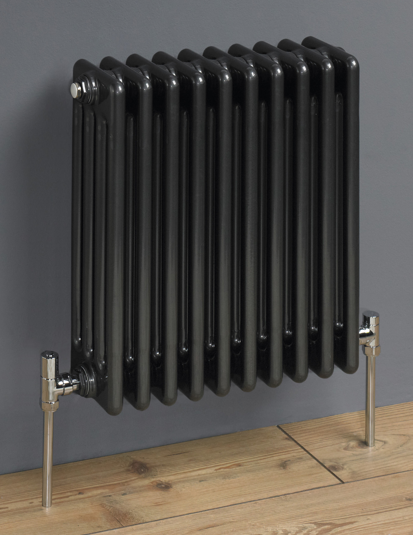Mhs Anthrasec 1600 X 500mm 4 Column Radiator