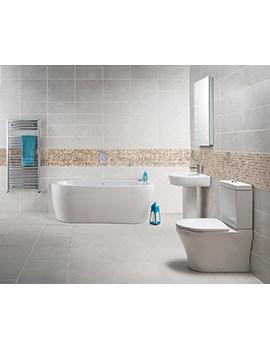 Beo Mellow Bathroom Suite