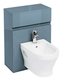 Britton Aqua Cabinet D300 Ocean Unit For Wall Hung Bidet