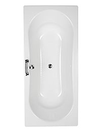 Balterley Double Ended Steel Bath 1800 x 800mm