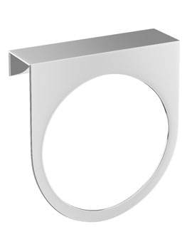 Britton Stainless Steel Towel Ring