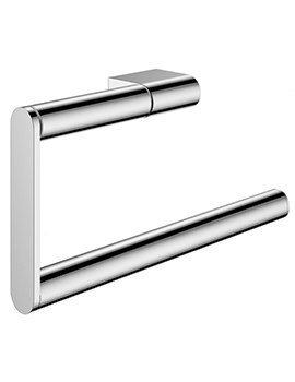 Crosswater Mike Pro Chrome Finish Towel Ring