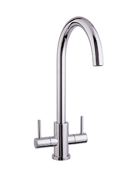 Mayfair Vibe Kitchen Mono Sink Mixer Tap